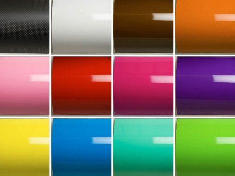 Direkt színes fólia
