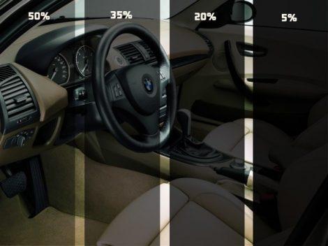 Autóüveg sötétítés